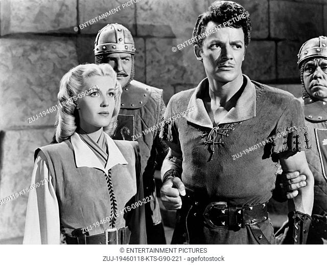 RELEASED: Feb 21, 1946 - Original Film Title: The Bandit of Sherwood Forest. (Credit Image: © Entertainment Pictures/Entertainment Pictures/ZUMAPRESS