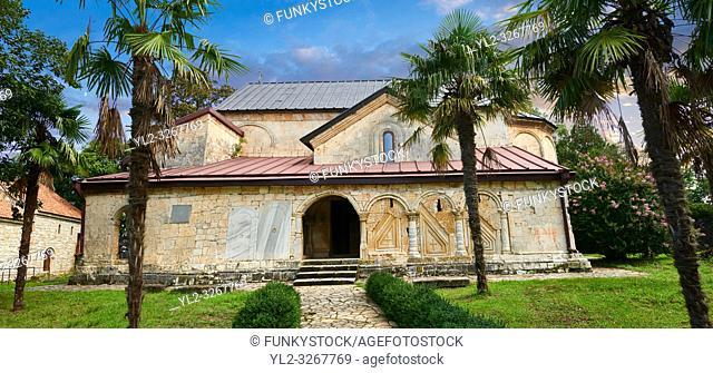 Picture & image of the medieval Khobi Georgian Orthodox Cathedral, 10th -13th century, Khobi Monastery, Khobi, Georgia