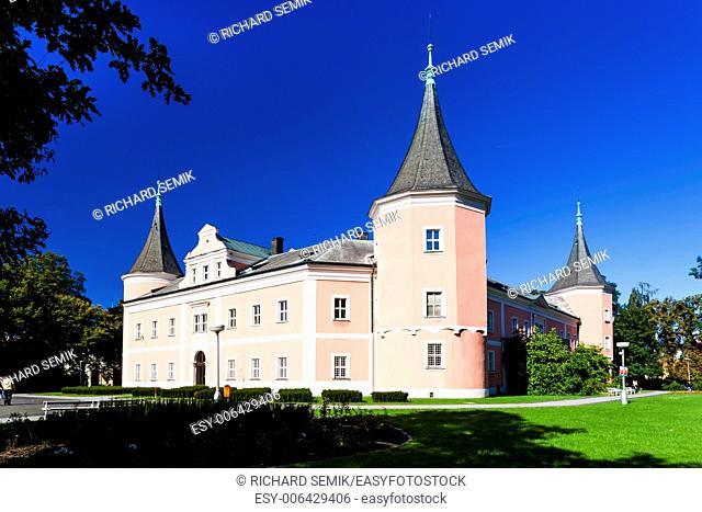 castle of Sokolov, Czech Republic