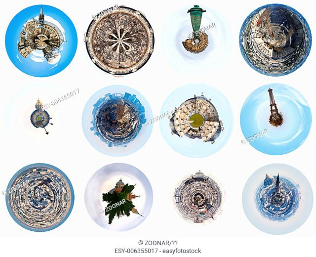 aris cityscapes and landmarks