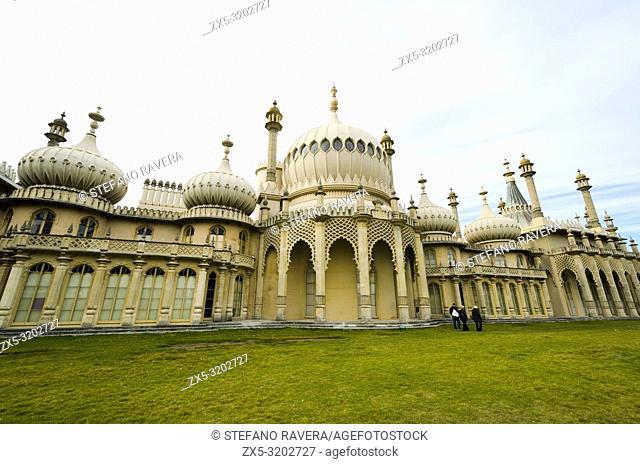 Royal Pavilion - Brighton, England