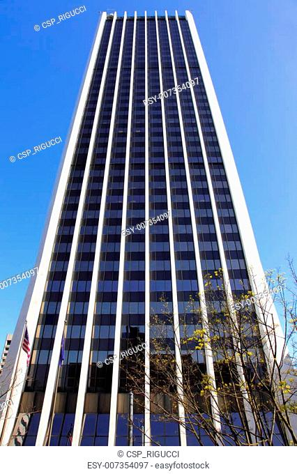 The Wells Fargo tower, Portland OR