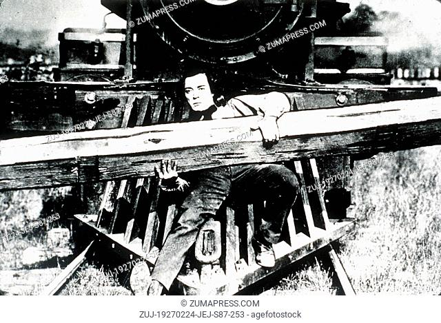 RELEASE DATE: February 24, 1927  MOVIE TITLE: The General  STUDIO: Buster Keaton  PLOT: When Union spies steal an engineer's beloved locomotive