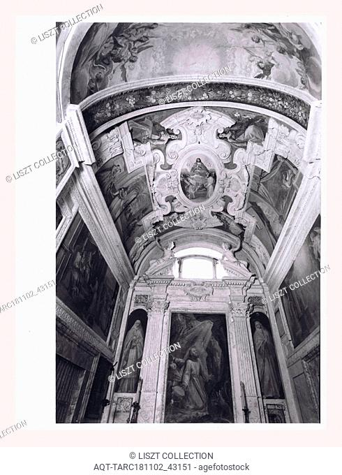 Lazio Roma Poli Palazzo dei Conti, this is my Italy, the italian country of visual history, Exterior views of 12th. c. palace, completely redone in 16th