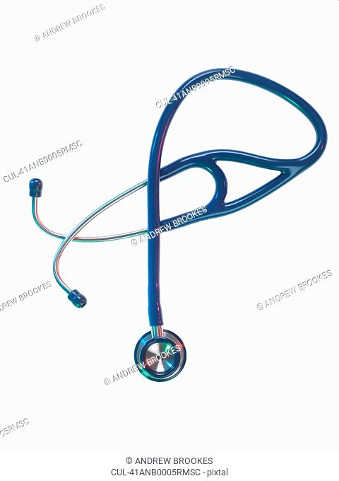 Close up of stethoscope