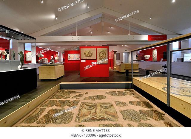 France, Haute Garonne, Toulouse, St. Raymond Museum, hall of Greek antiquities