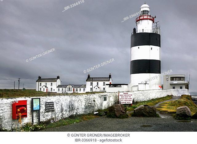 Hook Lighthouse, Hook Head, County Wexford, Ireland
