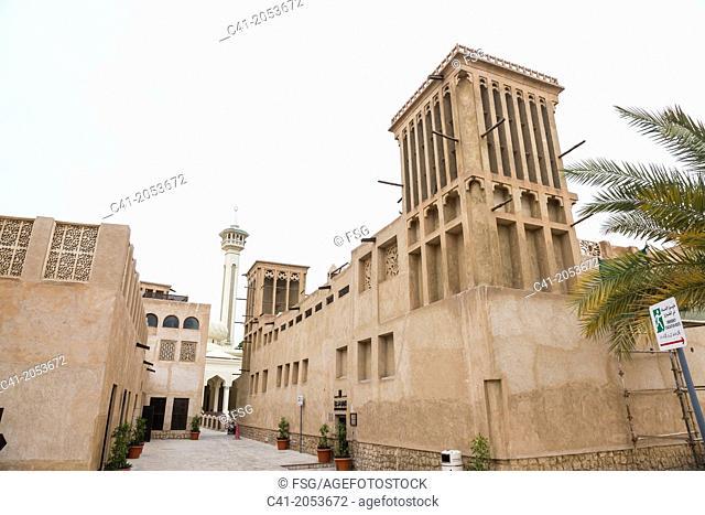 Heritage Village. Dubai UAE