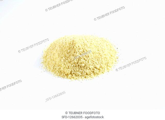 A salt mixture made from lemon grass, cardamom, ginger and turmeric