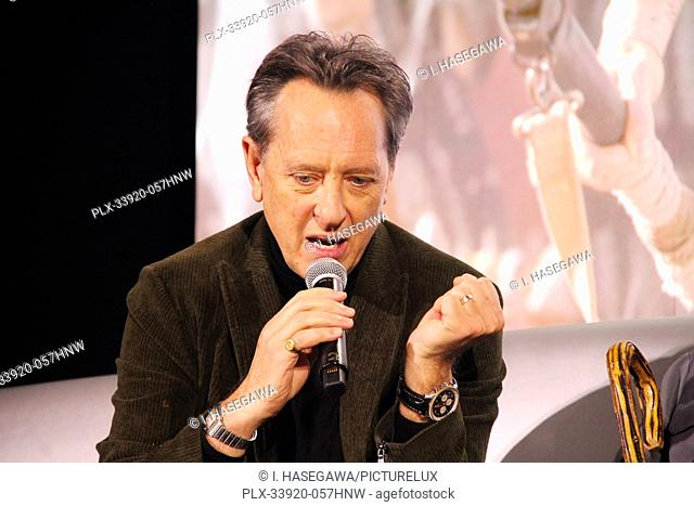 """Richard E. Grant 12/04/2019 """"""""Star Wars: The Rise of the Skywalker"""""""" Press Conference held in Pasadena, CA. Photo by I. Hasegawa / HNW / PictureLux"""