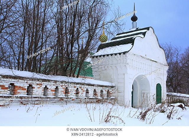 Church of Boris and Gleb, Kideksha, Vladimir region, Russia