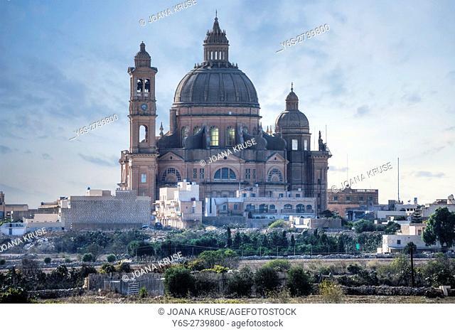 Rotunda, Xewkija, Gozo, Malta