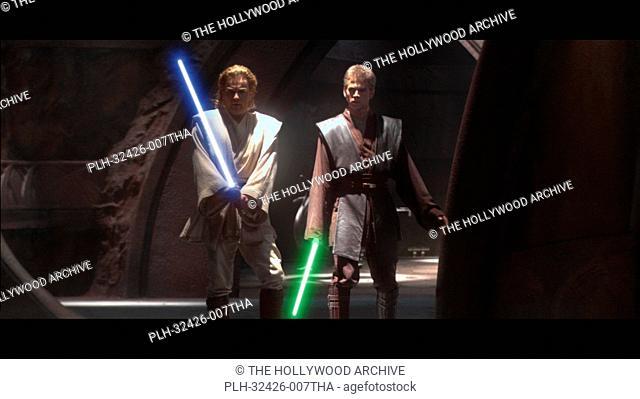 Hayden Christensen, Ewan McGregor, 'Star Wars Episode II: Attack of the Clones' (2002)