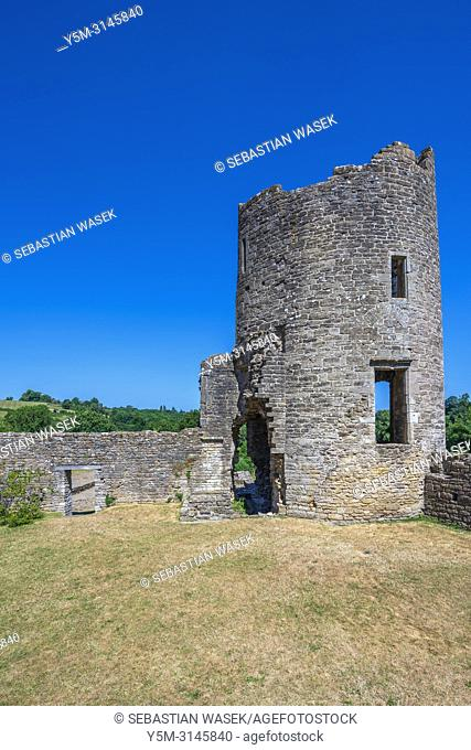Farleigh Hungerford Castle, Somerset, England, United Kingdom, Europe