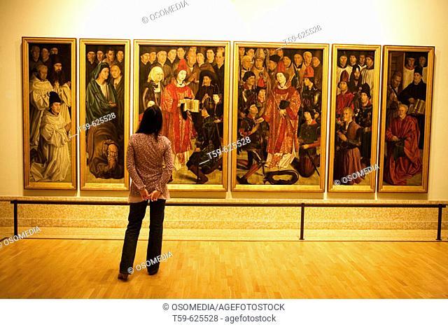 Museo de Arte Antigua in Lisbon. Portugal