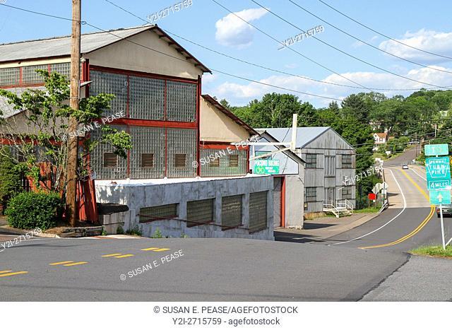 White Haven, Pennsylvania, United States, North America