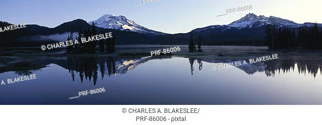 Sparks Lake Deschutes National Forest OR
