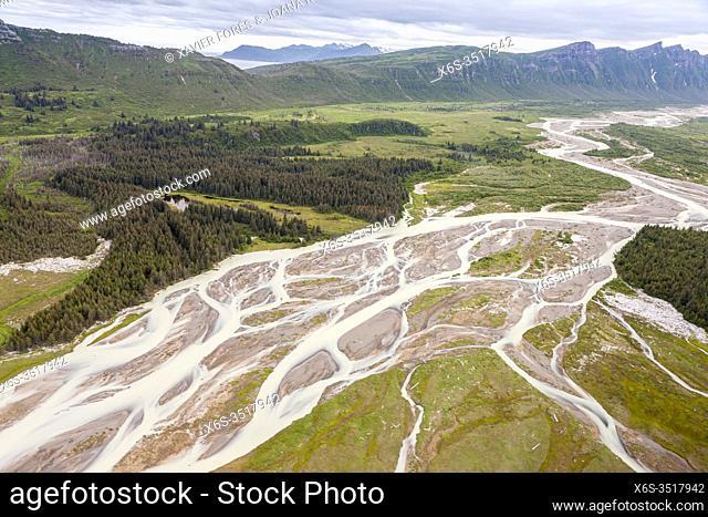 Katmai National Park, Alaska, U. S. A