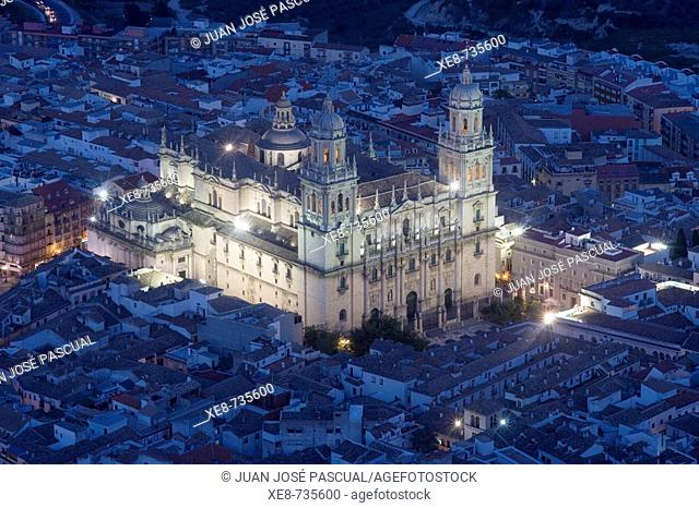 Cathedral, Jaen. Andalucia, Spain