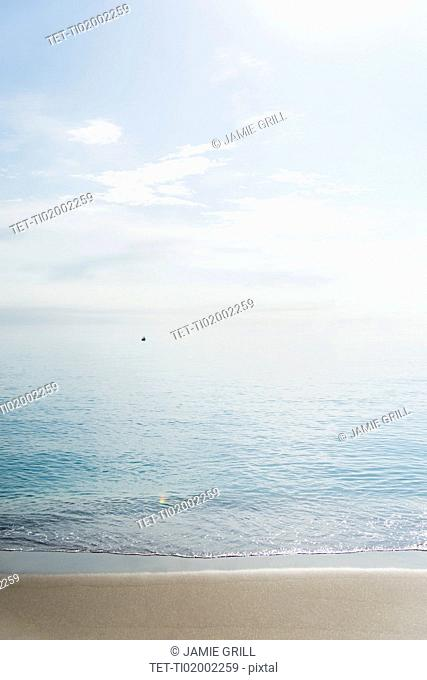View of seascape