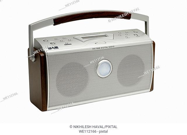 Digital radio DAB