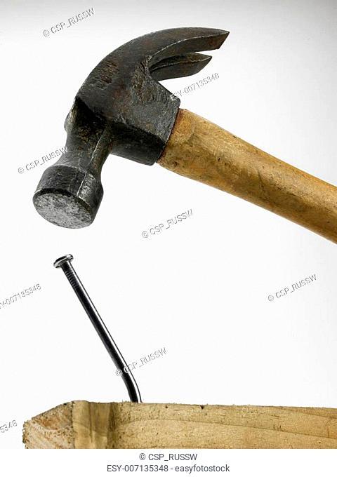 Hammer and Bent Nail