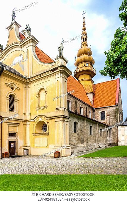 Saint Florian Church, Koprzywnica, Swietokrzyskie Voivodeship, Poland