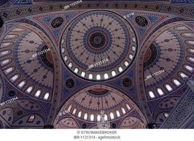 Manavgat, Mosque Merkez Kulliye, Antalya province, Turkey