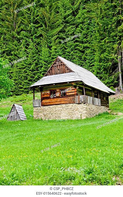 Museum of Kysuce village, Vychylovka, Slovakia