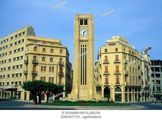 MIDDLE EAST LEBANON BEIRUT
