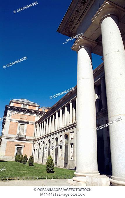 Prado Museum, Madrid. Spain