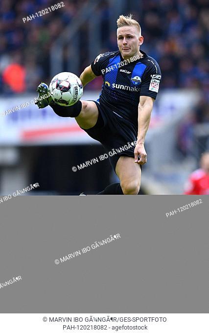Kai Proeger (SC Paderborn). GES / Soccer / 2nd Bundesliga: SC Paderborn - Hamburger SC, 12.05.2019 Football / Soccer: 2nd League: SC Paderborn vs HSV Hamburg...