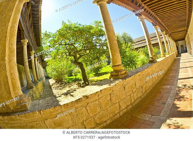Sancti Spiritus el Real Monastery, Toro Museum of Sacred Art, Heritage Cultural Property, Toro, Zamora, Castilla y León, Spain, Europe