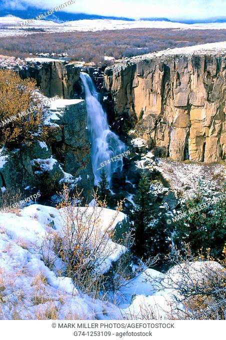 North Creek Falls Colorado