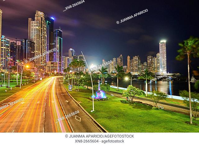Panama City, Republic of Panama, Central America