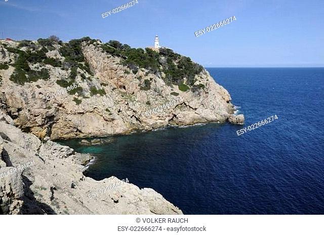 Punta de Capdepera, Mallorca