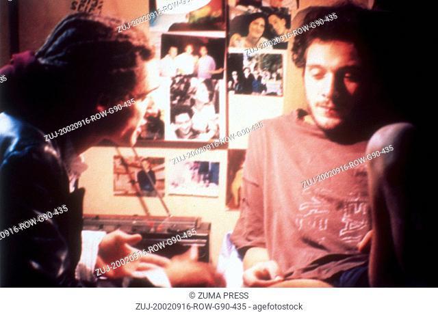 Sep 16, 2002; Rome, ITALY; A scene from the movie 'The Last Kiss.' starring STEFANO ACCORSI as Carlo, GIOVANNA MEZZOGIORNO as Giulia