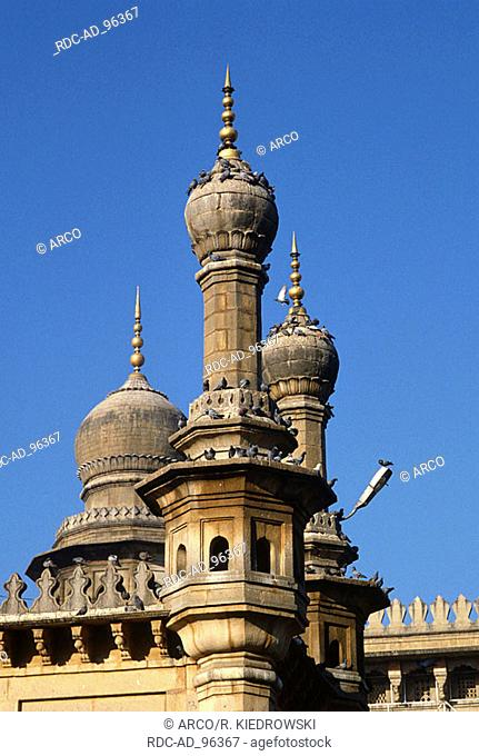 Mosque Mecca Masjid Hyderabad India