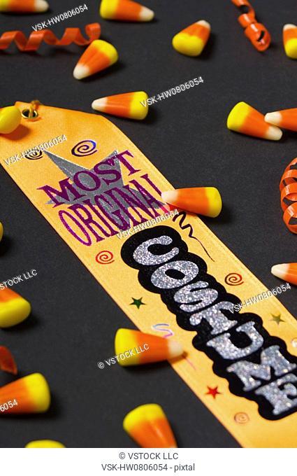 Most original halloween costume award