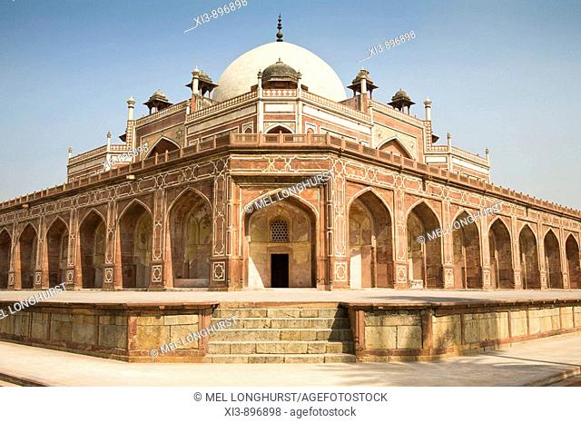 Humayun's Tomb, New Delhi, Delhi, India