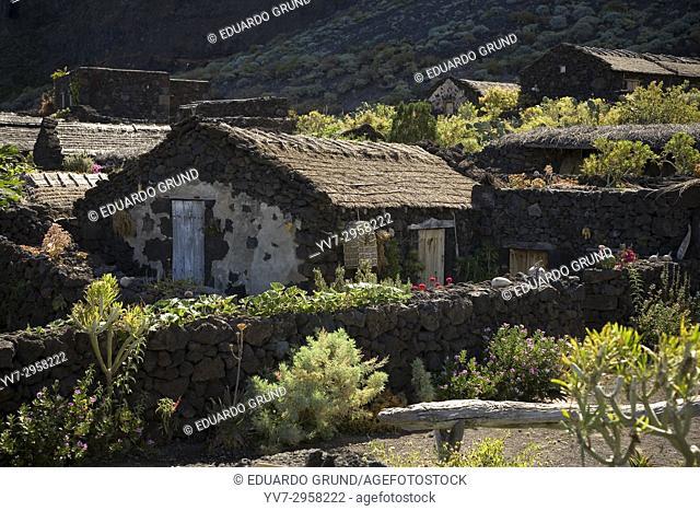 Eco museum of Guinea. El Hierro, Canary Islands, Spain