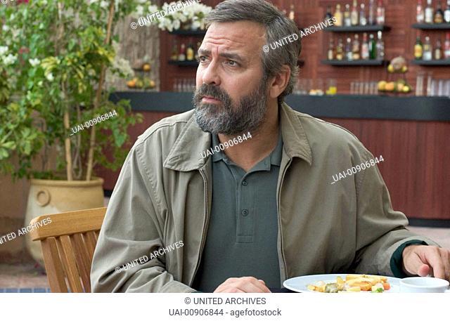 Syriana, 2005 Regie: Stephen Gaghan, Bob Barnes (GEORGE CLOONEY) / Syriana, 2005. USA 2005
