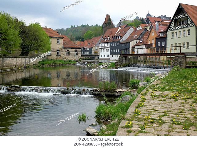 Kronach ist die Kreisstadt des oberfränkischen Landkreises Kronach in Oberfranken/Bayern. Das Stadtbild wird von der fast gänzlich erhaltenen Altstadt mit...