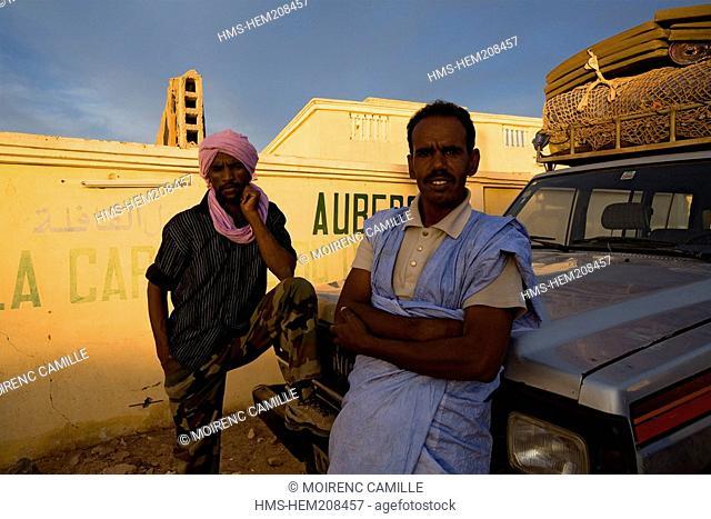 Mauritania, Adrar, Atar