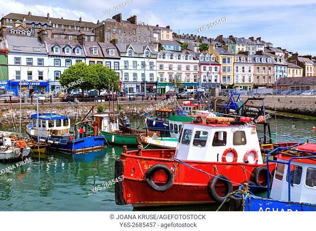 Cobh, County Cork, Munster, Ireland
