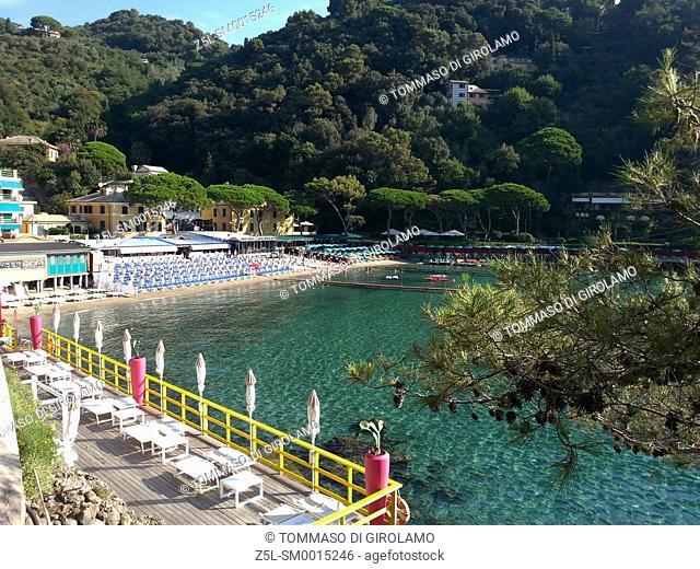 Italy, Liguria, Paraggi locality