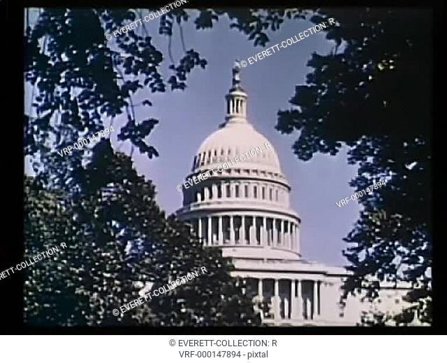 Capitol building, Washington D.C