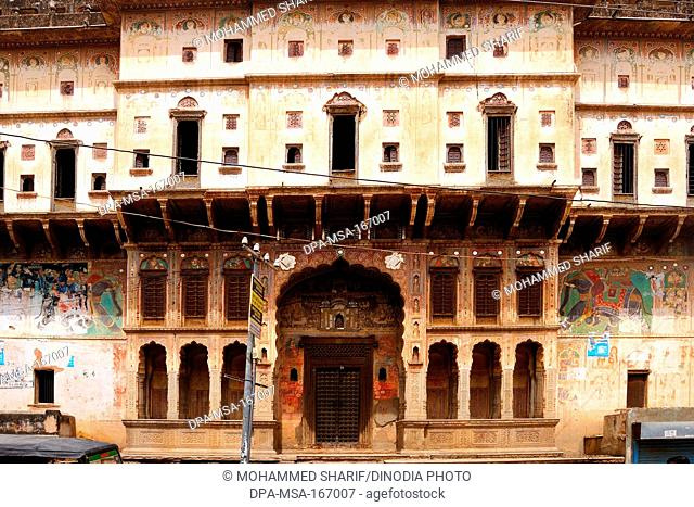 Haveli , Fatehpur Shekhavati , Rajasthan , India