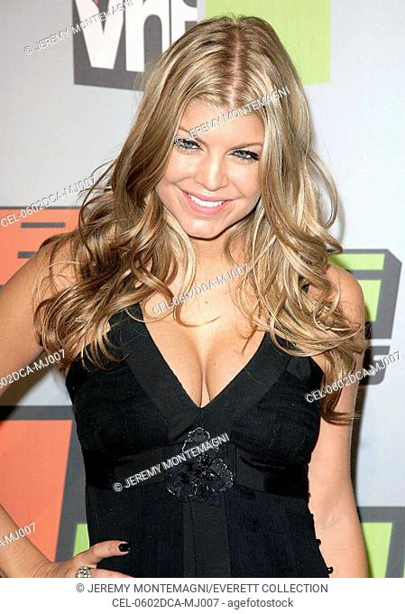 Fergie at arrivals for VH1 BIG IN 'O6 AWARDS - ARRIVALS, The Sony Stages, Los Angeles, CA, December 02, 2006. Photo by: Jeremy Montemagni/Everett Collection