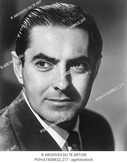 Tyrone Power Tyrone Power Tyrone Power Date of birth  Year: location - 5 May 1913 Cincinnati, Ohio, USA Date of death  Year: details - 15 November 1958 Madrid